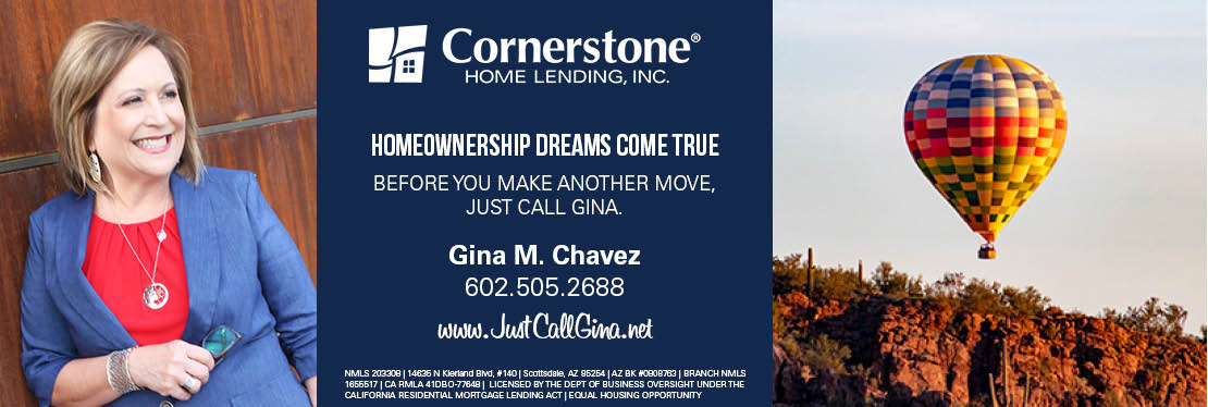 Cornerstone Home Lending, Inc. - Gina Chavez NMLS# 203308 reviews | 14635 N. Kierland Blvd - Scottsdale AZ