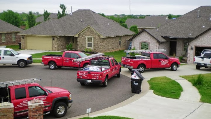 Red River Roofing & Construction, Inc. reviews | 746 Enterprise Dr - Edmond OK
