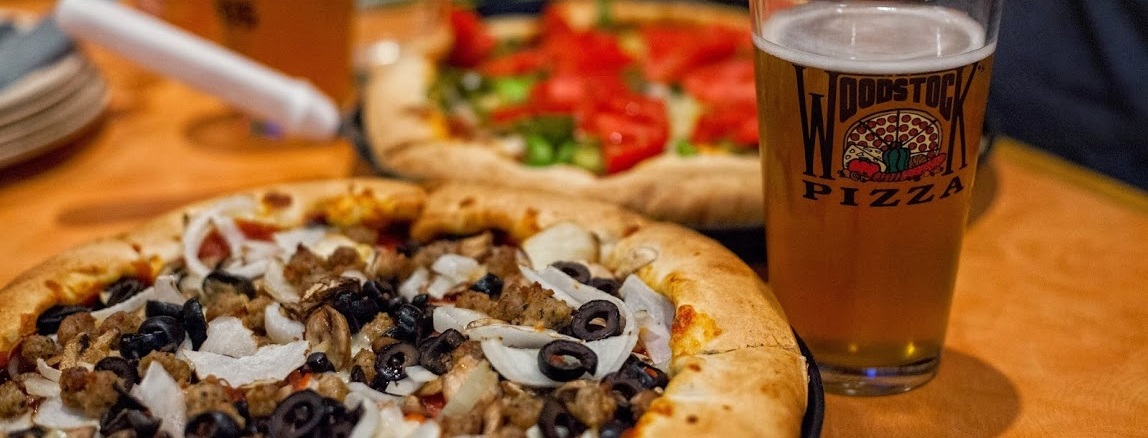 Woodstock's Pizza Davis reviews | 219 G Street - Davis CA