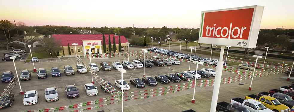 Tricolor Auto reviews | 8655 Highway 6 South - Houston TX