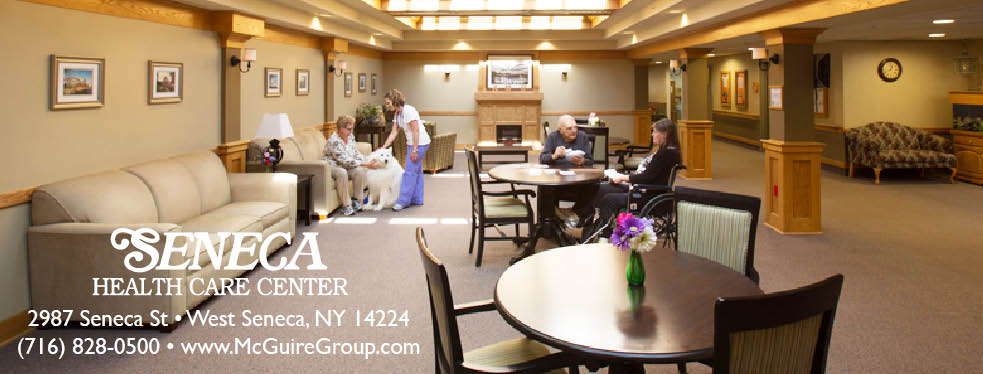 Seneca Health Care Center reviews | 2987 Seneca St - West Seneca NY