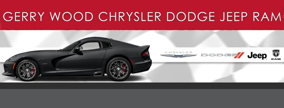 Gerry Wood Chrysler Dodge Jeep Ram reviews | 525 Jake Alexander Blvd S - Salisbury NC