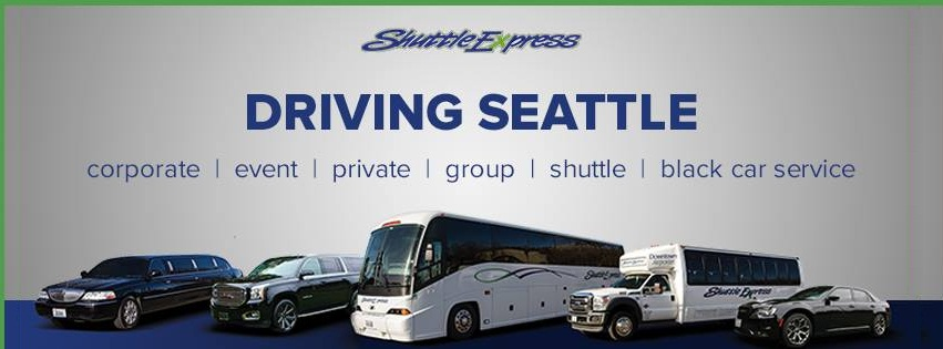 Shuttle Express / SEA Black Car reviews | 15701 Nelson Pl S - Seattle WA
