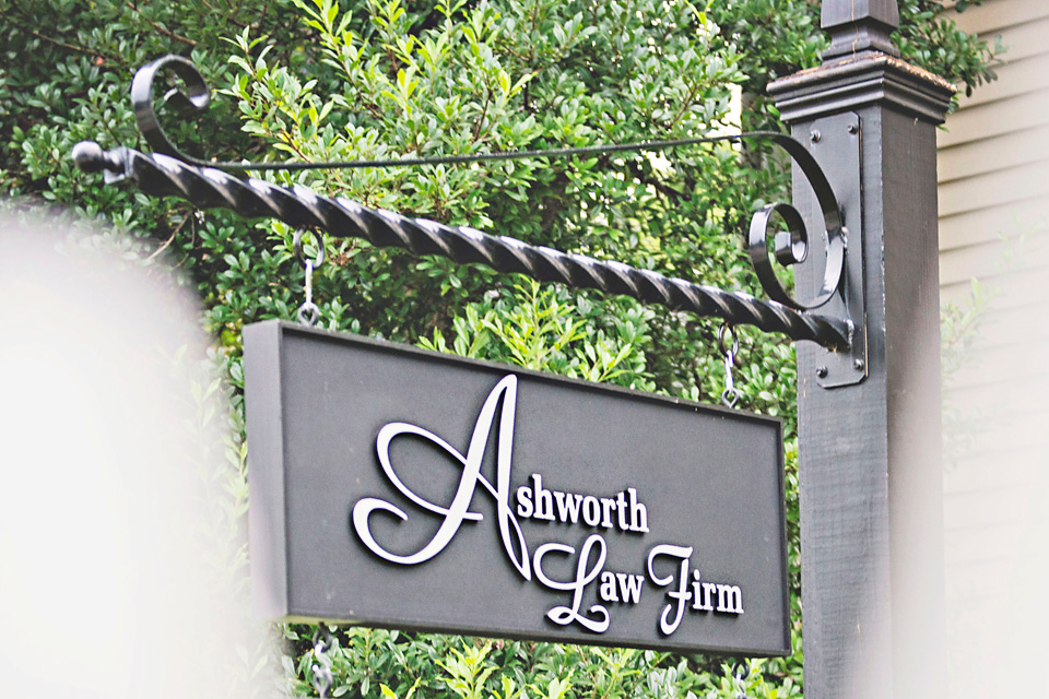 Ashworth Law Firm, PLLC reviews | 237 2nd Ave S - Franklin TN