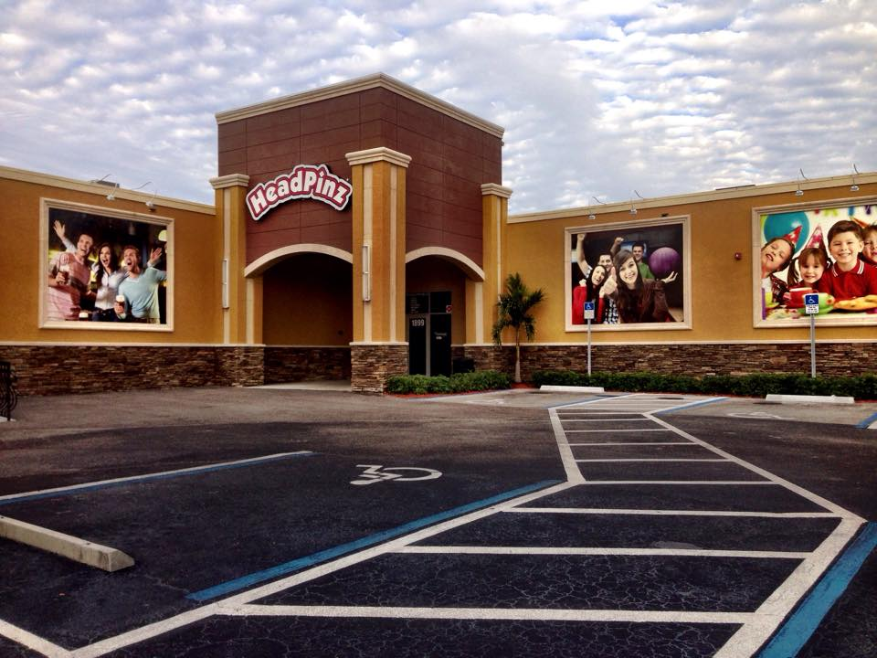 HeadPinz Cape Coral reviews | 1899 Del Prado Blvd - Cape Coral FL