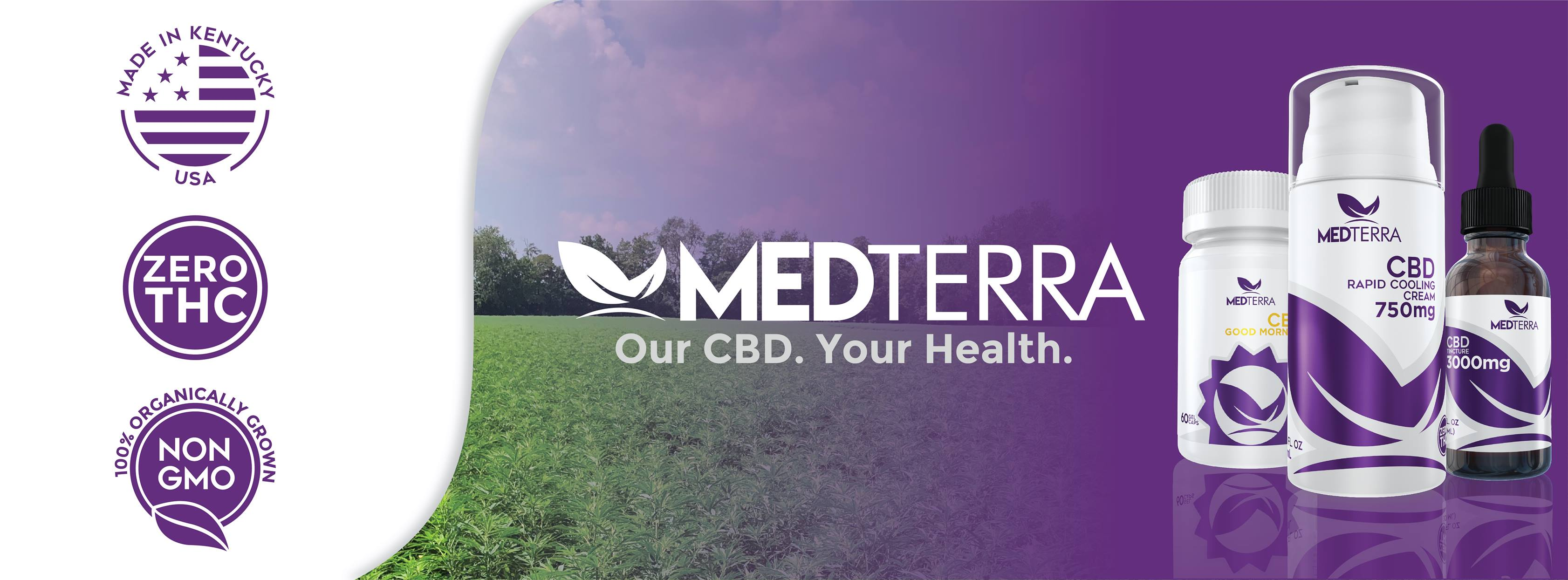 Medterra CBD reviews | 9801 Research Dr - Irvine CA