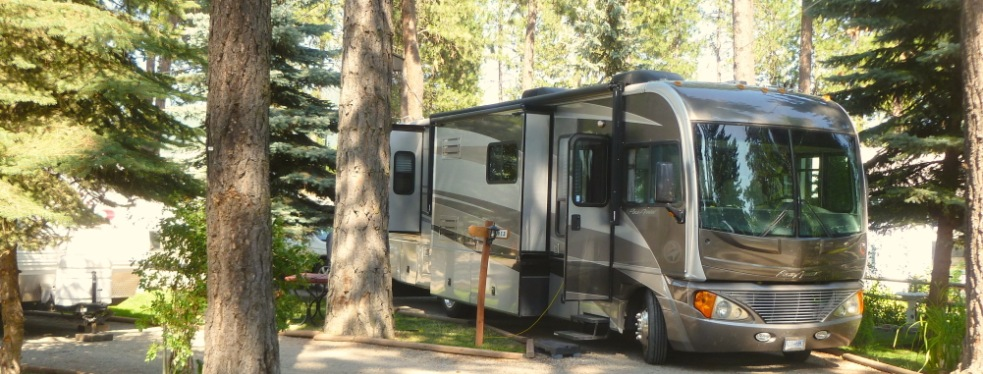 Tamarack RV Park and Vacation Cabins reviews | 3630 N Government Way - Coeur d'Alene ID