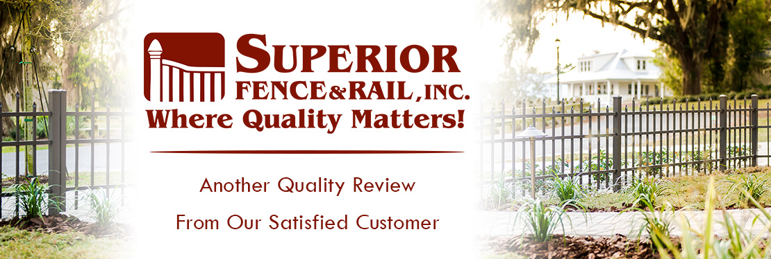 Superior Fence & Rail of North Florida, Inc. reviews | 5470 Highway Ave - Jacksonville FL