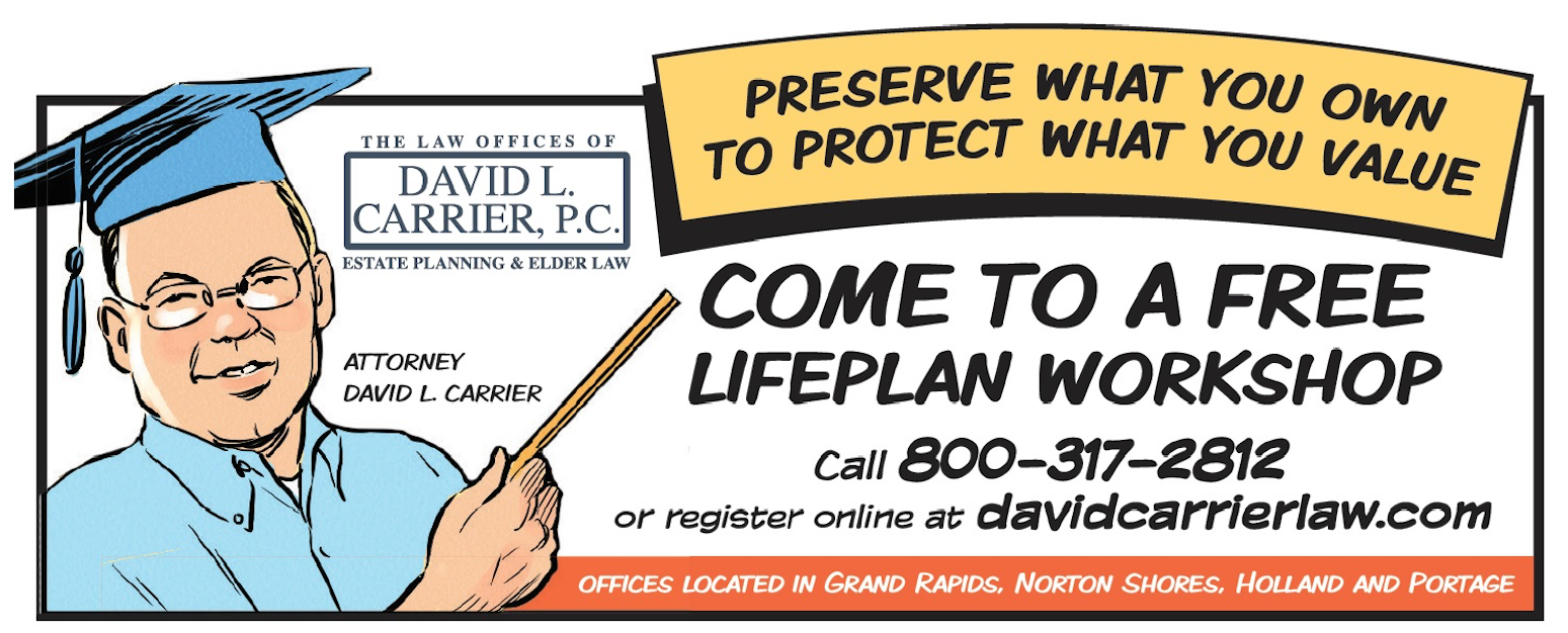 Law Offices of David L. Carrier, P.C. reviews | 4965 E Beltline Ave NE - Grand Rapids MI