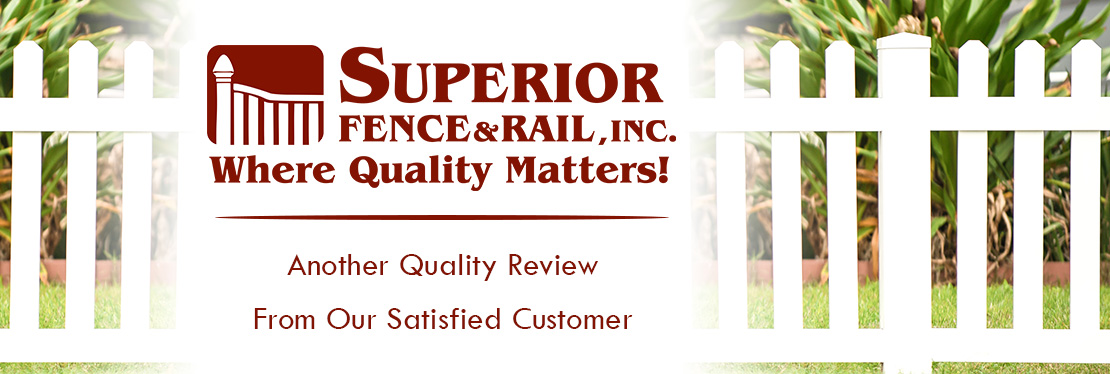 Superior Fence & Rail of Brevard County, Inc. reviews | 102, 2778 N Harbor City Blvd - Melbourne FL