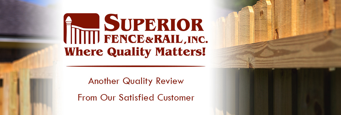 Superior Fence & Rail of Polk County, Inc. reviews | 3060 Dundee Rd - Winter Haven FL