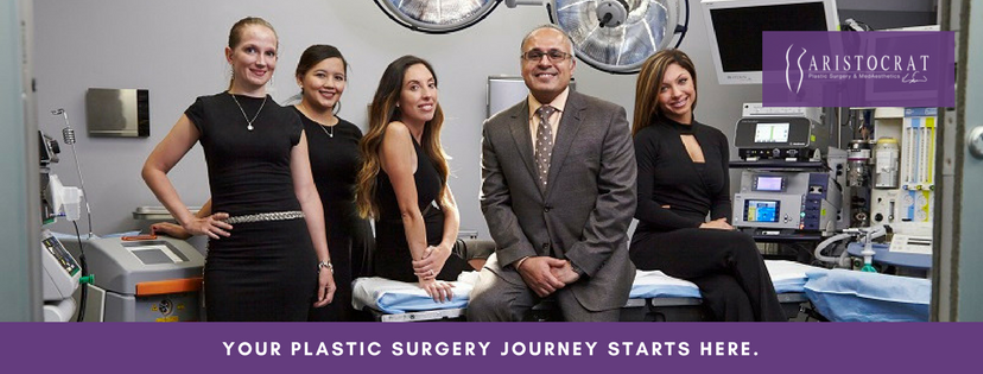 Aristocrat Plastic Surgery and MedAesthetics: Dr. Kevin Tehrani reviews | 33 W 56th Street - New York NY