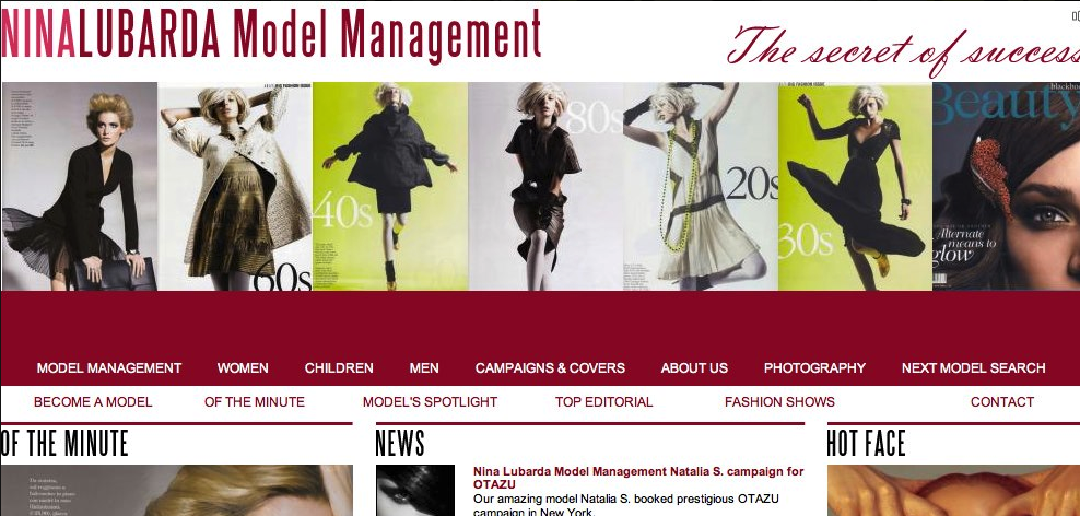 Nina Lubarda Model Management reviews | Business Services at 747 3rd Ave, 2nd floor - New York NY