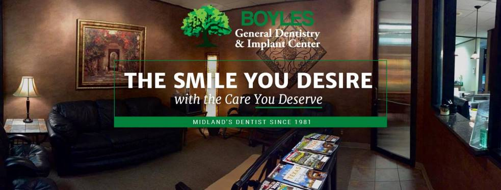 Boyles General Dentistry & Implant Center reviews | 4305 N Garfield Drive - Midland TX