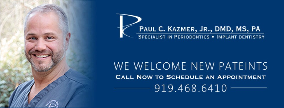 Paul C. Kazmer Jr. DMD MS PA reviews | 3550 NW Cary Pkwy Suite 106 - Cary NC