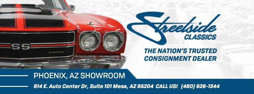Streetside Classics - Phoenix reviews | 614 E. Auto Center Dr Suite 101 - Mesa AZ