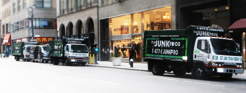The Junk Pros Corporation reviews | 25 West 51st Street - New York NY