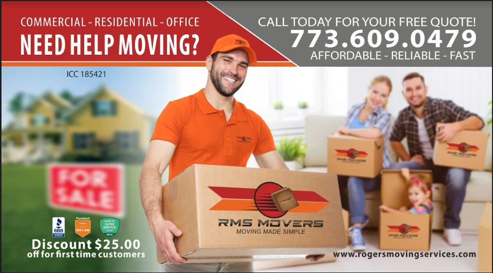 RMS Movers reviews | 5113 S Harper - Chicago IL