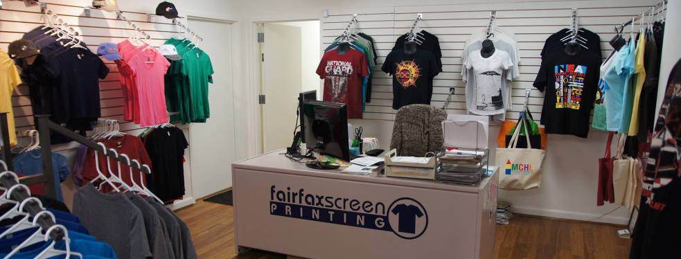 Fairfax Screen Printing reviews | 623 Carlisle Drive - Herndon VA