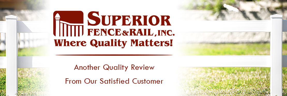 Superior Fence & Rail of Raleigh, Inc. reviews | 807 Center St - Apex NC