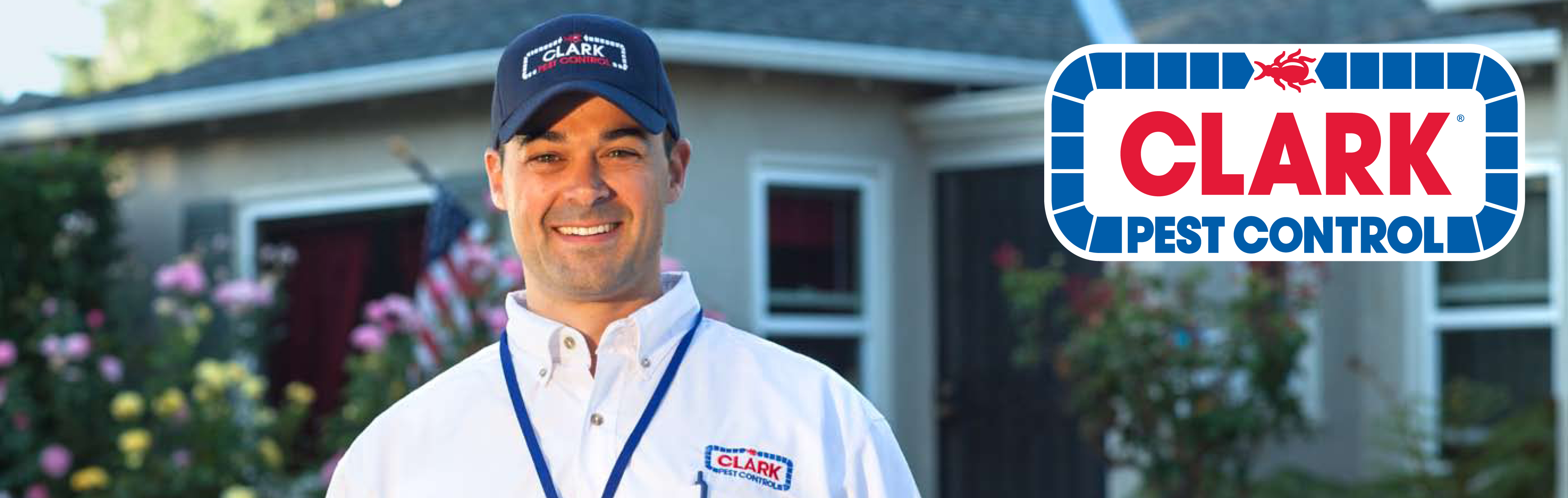 Clark Pest Control reviews | Landscaping at 3080 Crossroads Drive - Redding CA