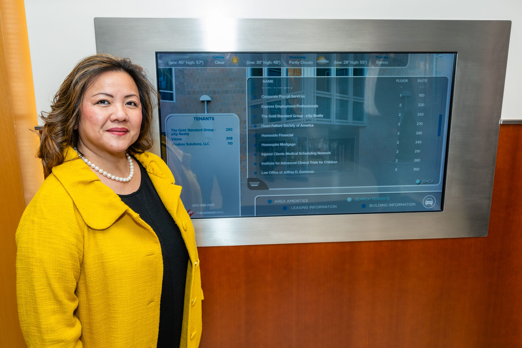 Tina Cheung and The Gold Standard Group with eXp Realty reviews | 9211 Corporate Blvd - Rockville MD