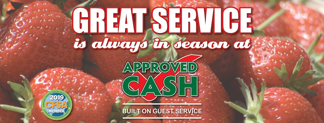 Approved Cash reviews | 880 West Sherman Blvd., Suite 1 - Muskegon MI