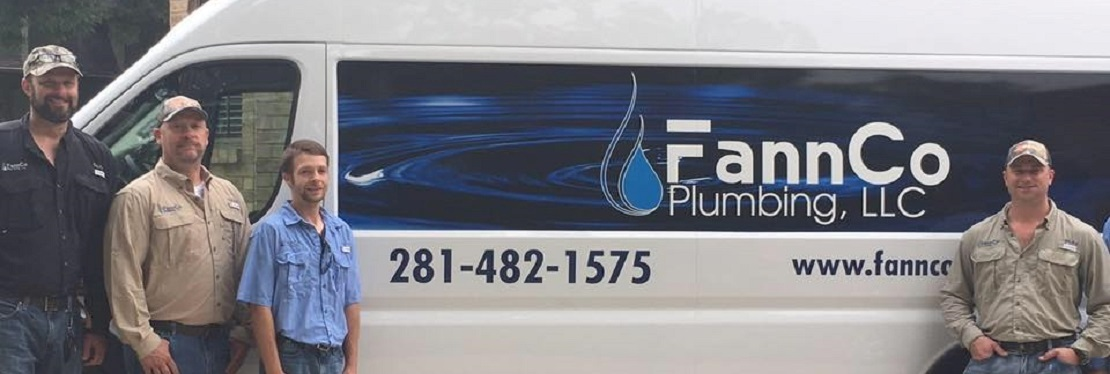 FannCo Plumbing reviews | 1910 Talon Dr - Friendswood TX