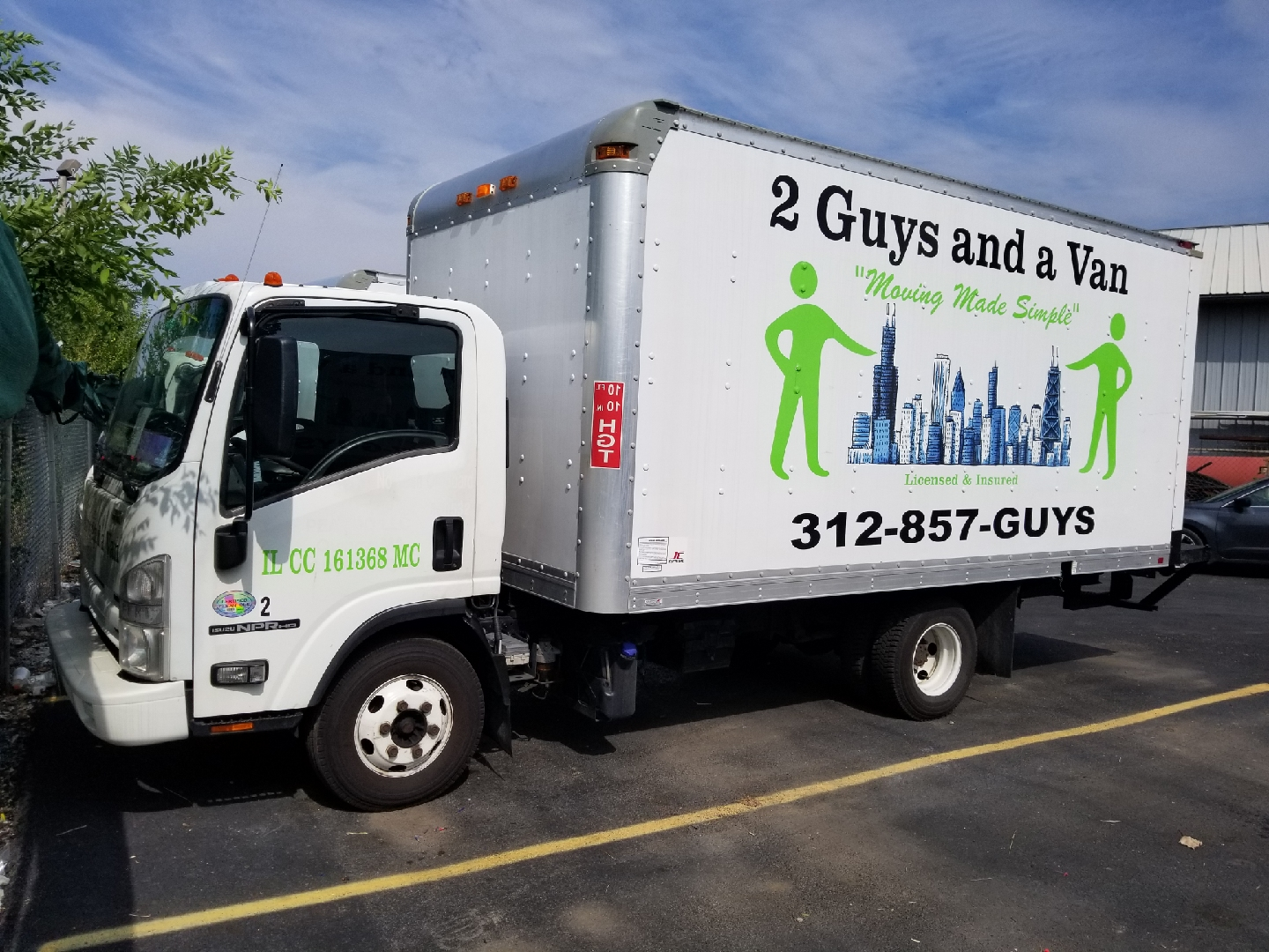 2 Guys and a Van reviews | 3047 N Lincoln Ave - Chicago IL