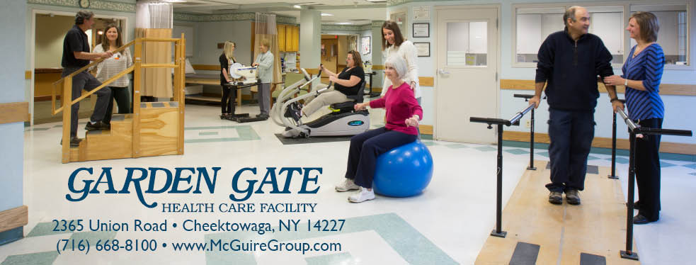 Garden Gate Health Care Facility reviews | 2365 Union Road - Cheektowaga NY