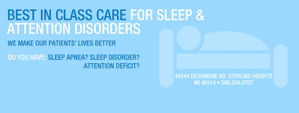 Sleep & Attention Disorders Institute reviews | 44344 Dequindre Rd. - Sterling Heights MI
