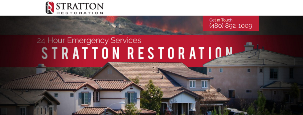 Stratton Restoration reviews | 2918 S Alma School Rd - Mesa AZ