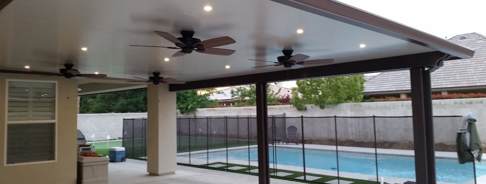 Bakersfield Patio Covers and Seamless Rain Gutters reviews | 2433 Fruitvale Avenue - Bakersfield CA