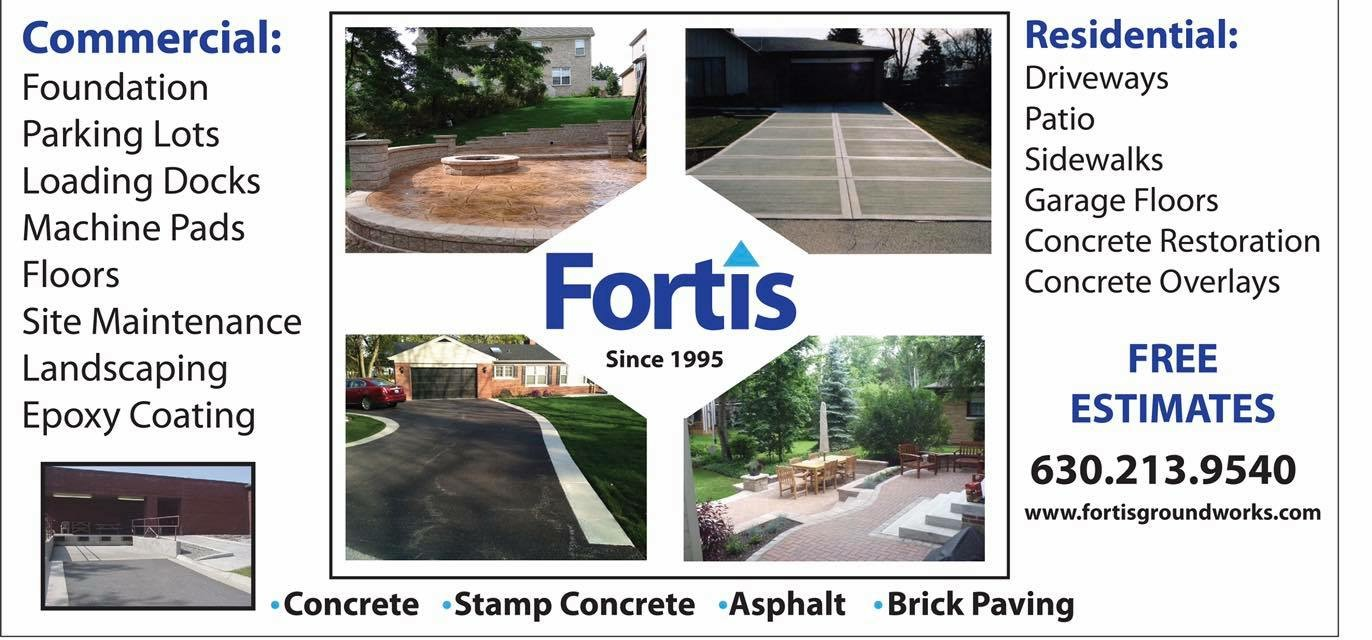 Fortis Ground Works reviews | 1235 Humbracht Circle - Bartlett IL