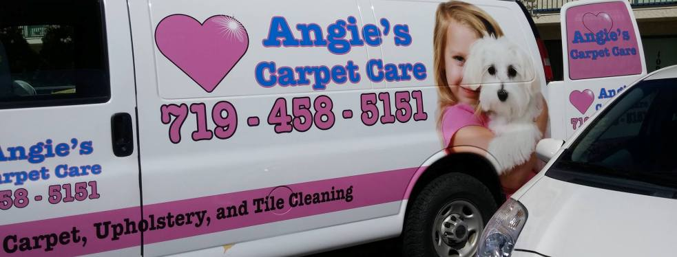 Angie's Carpet Care reviews | 2930 Roche Drive South - Colorado Springs CO