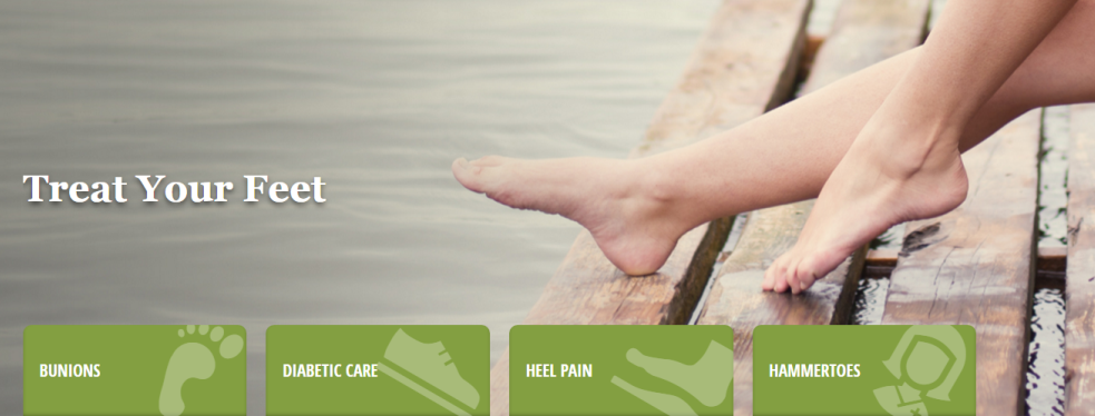 Emerald Coast Podiatry reviews | 341 Racetrack road - Fort Walton Beach FL