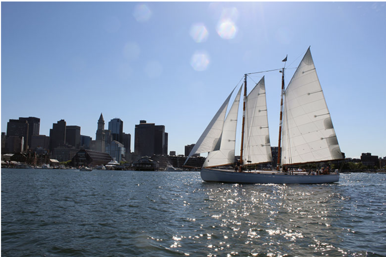 Classic Harbor Line Boston reviews | 60 Rowes Wharf - Boston MA