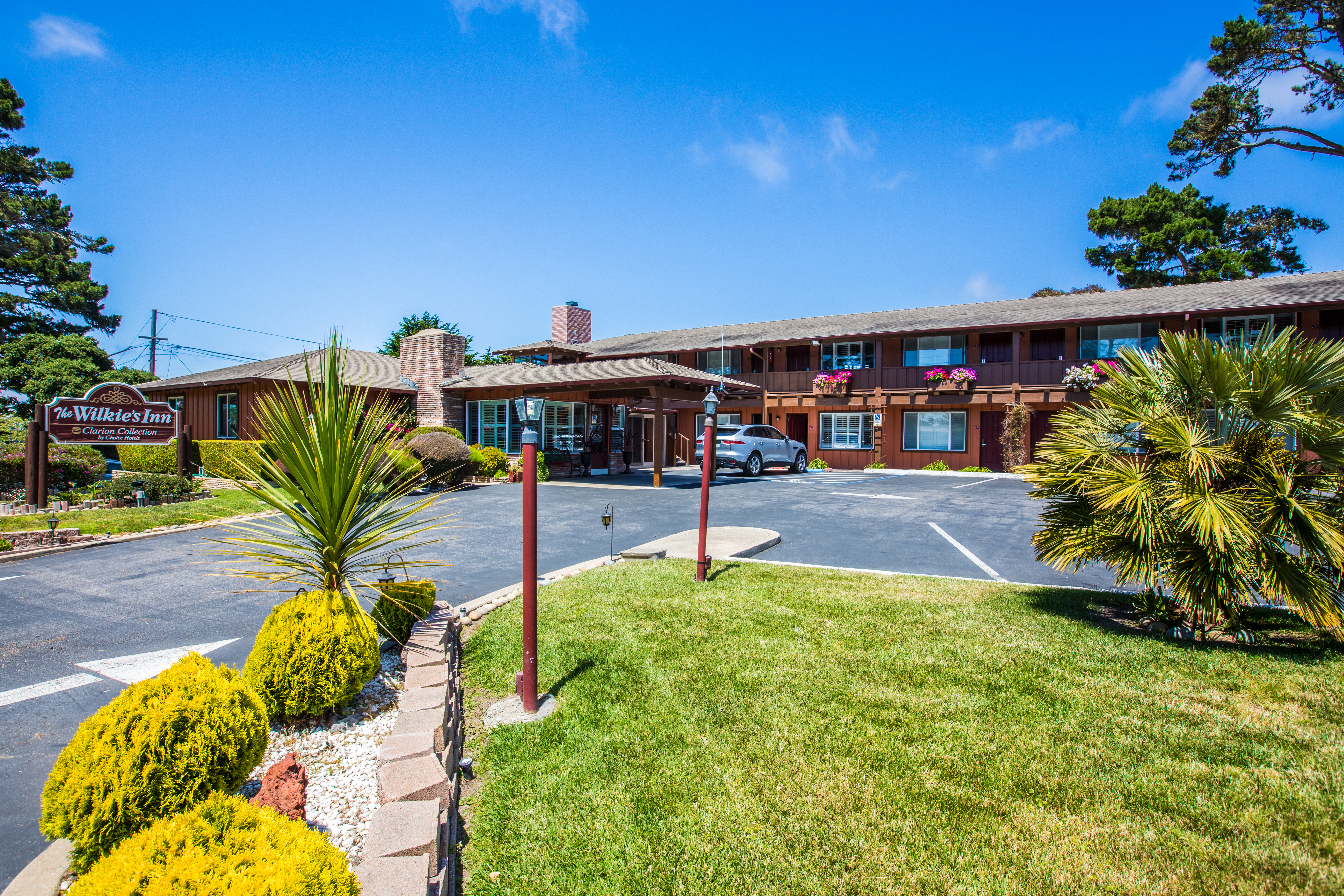 The Wilkies Inn, by Clarion Collection reviews | 1038 Lighthouse Ave - Pacific Grove CA