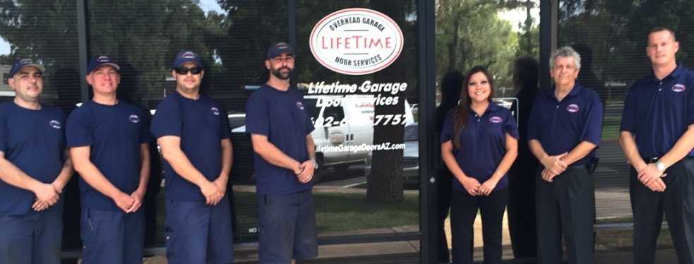 Lifetime Garage Doors reviews | 3316 W Bell Rd #A - Phoenix AZ