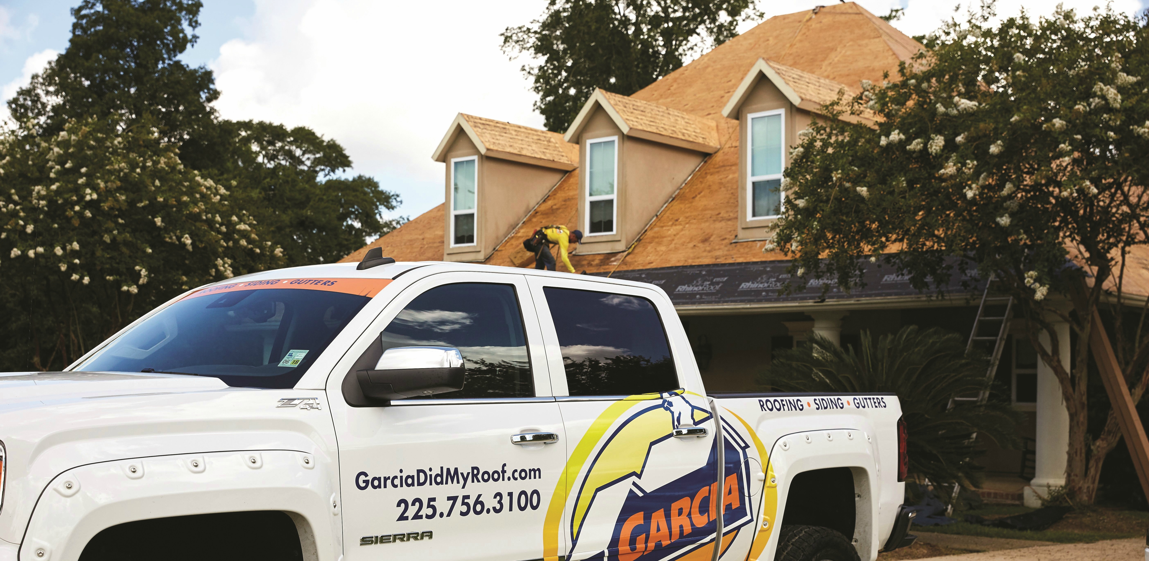 Garcia Roofing reviews | 17333 Opportunity Ave - Baton Rouge LA