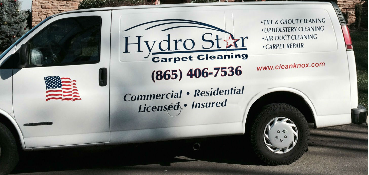 Hydrostar Carpet Cleaning reviews | 9033 Countrywood Drive - Knoxville TN