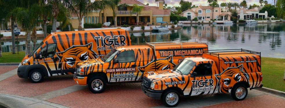 Tiger Mechanical reviews | 75 W Baseline Rd - Gilbert AZ