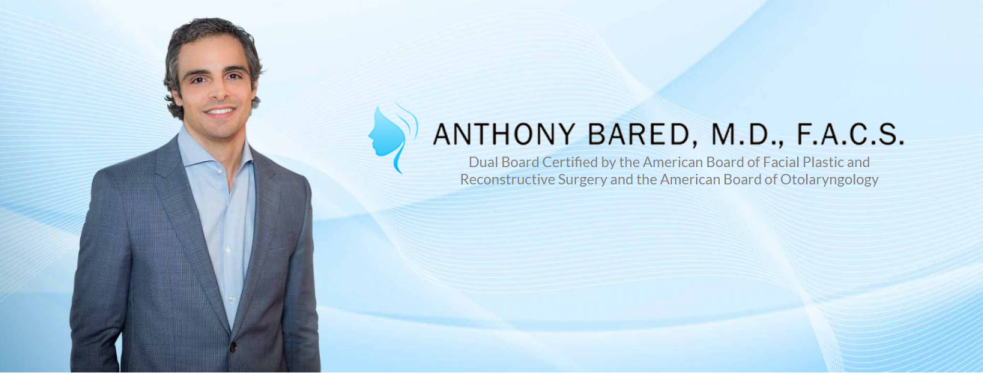 Dr. Anthony Bared, M.D - Facial Plastic Surgeon reviews | 6280 Sunset Dr - Miami FL