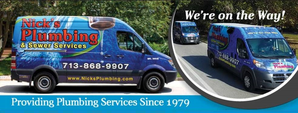 Nick's Plumbing & Sewer Services reviews | 1420 N Durham Dr - Houston TX