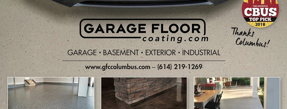 Garage Floor Coating of Columbus reviews | 3999 Parkway Lane - Hilliard OH