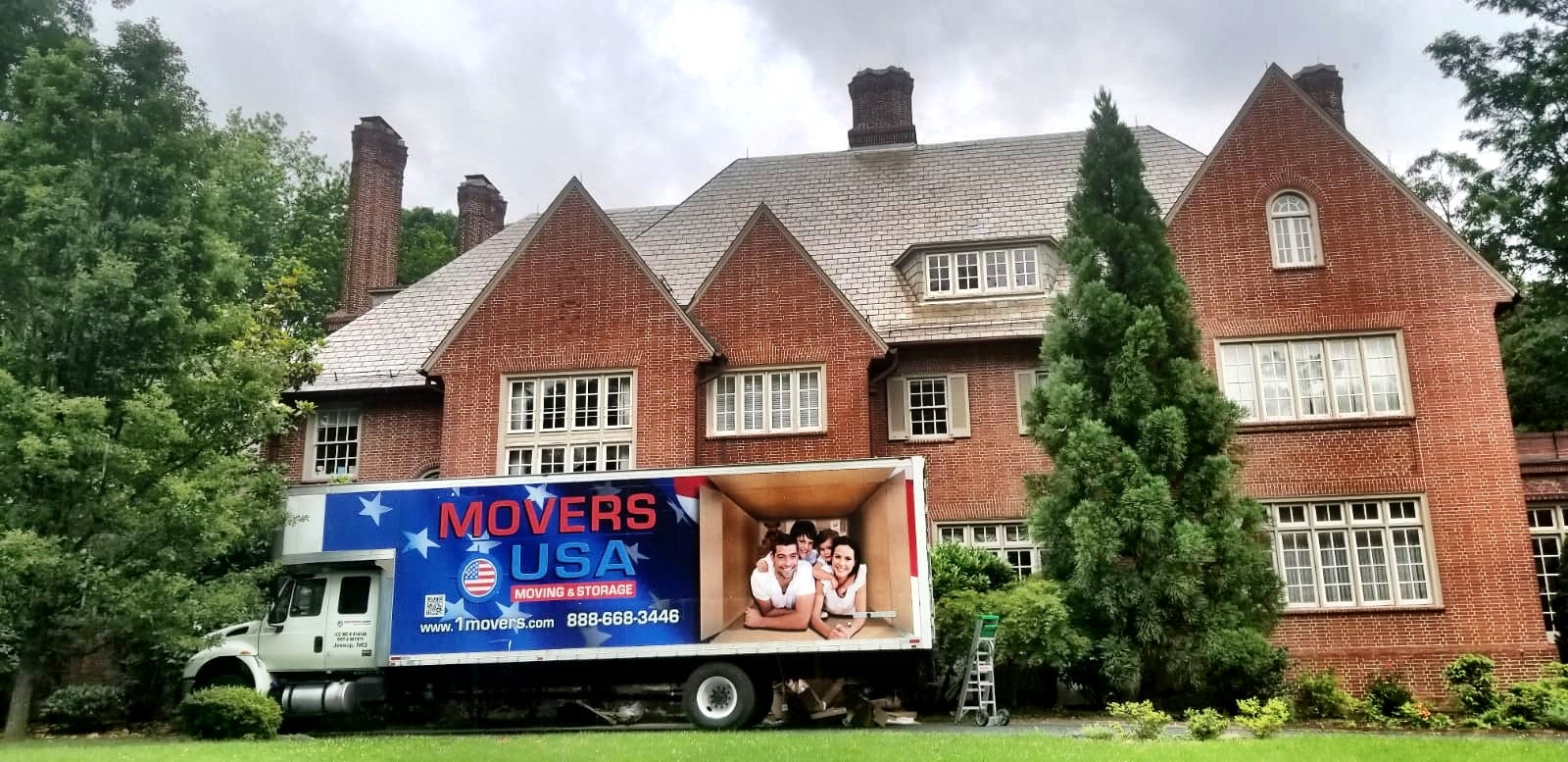 Movers USA Inc. reviews | 8221 Preston Ct. - Jessup MD