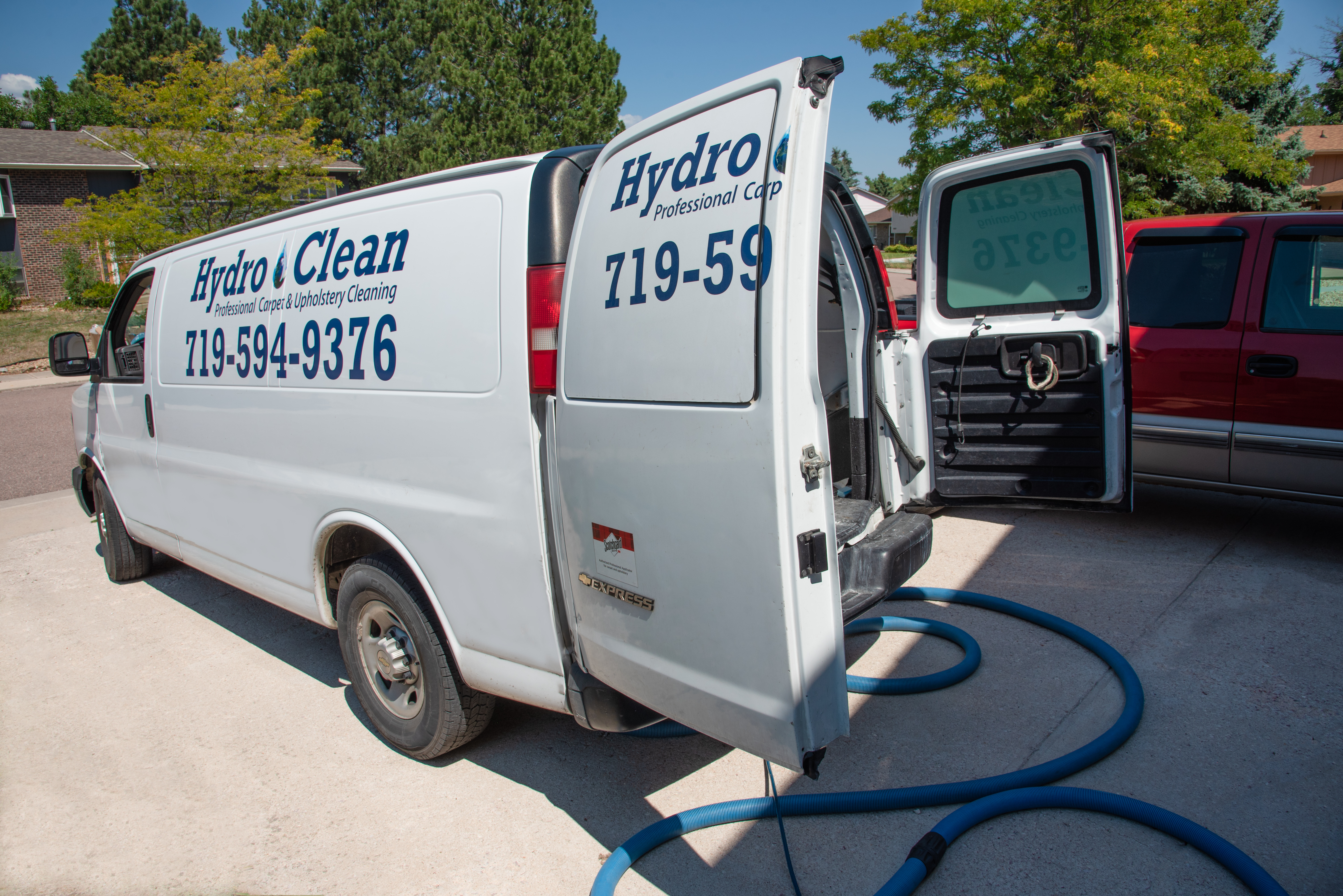 Hydro Clean Carpet Cleaning reviews | 3330 Adobe Court - Colorado Springs CO