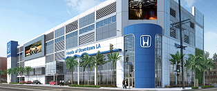 Honda of Downtown Los Angeles reviews | 780 W. Martin Luther King Jr. Blvd - Los Angeles CA