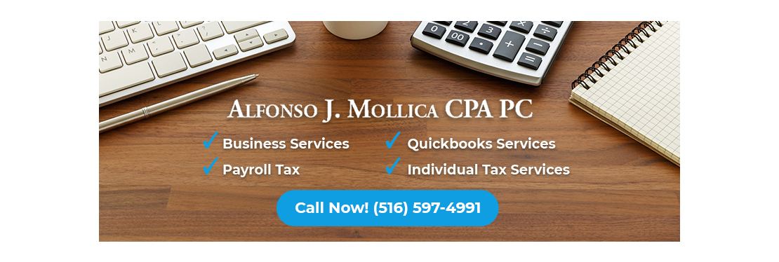 Alfonso J. Mollica CPA PC reviews | 96 GARDINERS AVENUE - LEVITTOWN NY