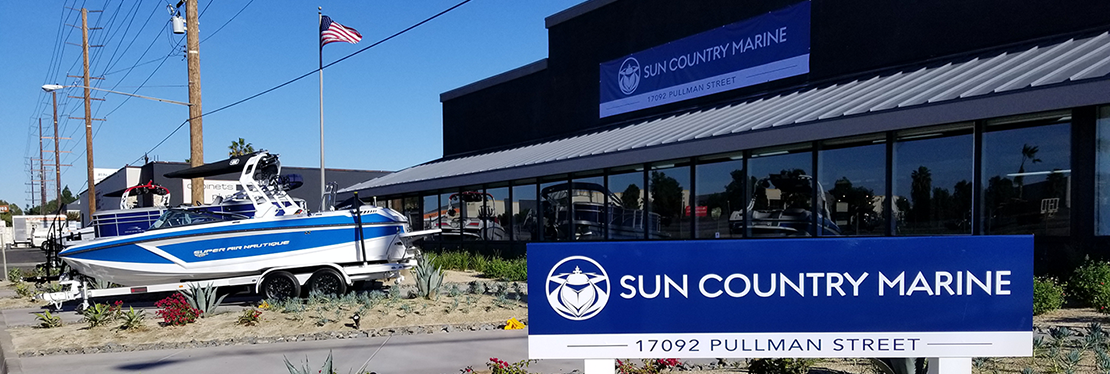 Sun Country Marine Group (All) reviews | 17092 Pullman St. - Irvine CA
